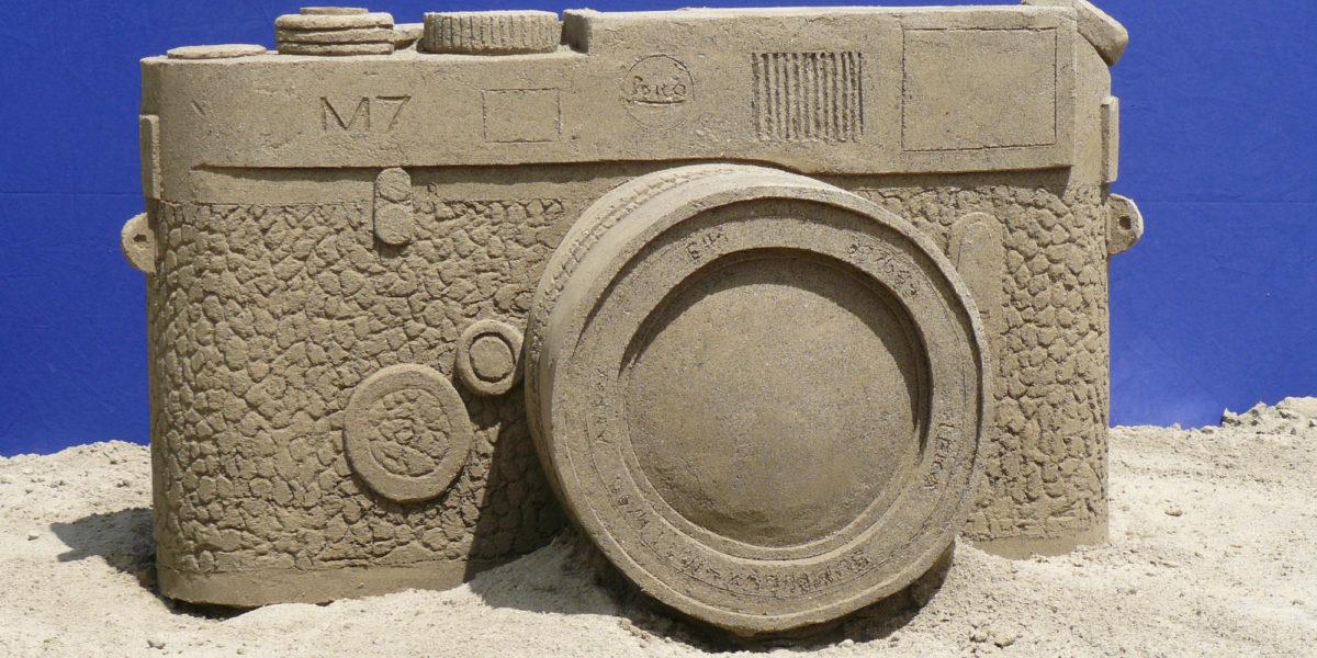 Sandskulpturen Produkt